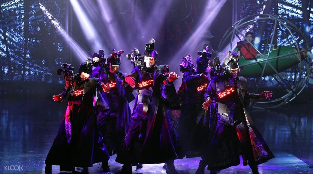 太陽劇團獨一無二(MJ ONE)演出票