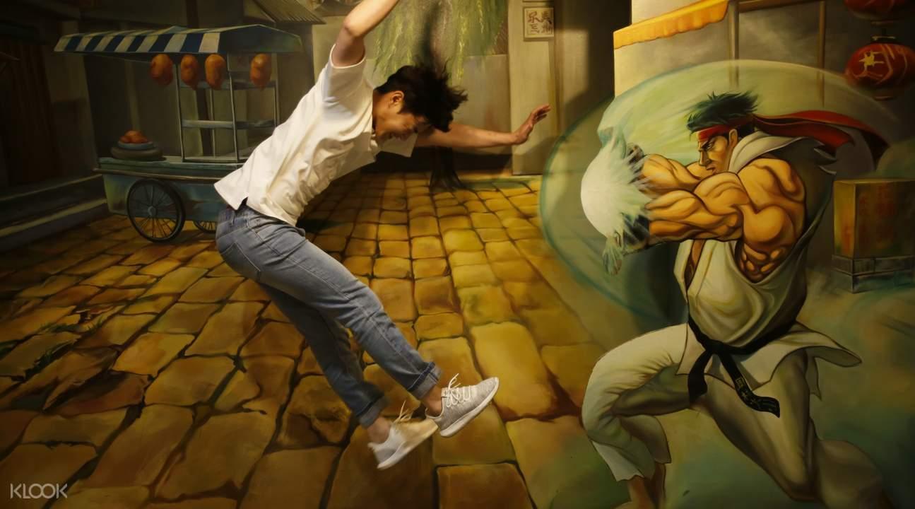 愛來魔相4D藝術館