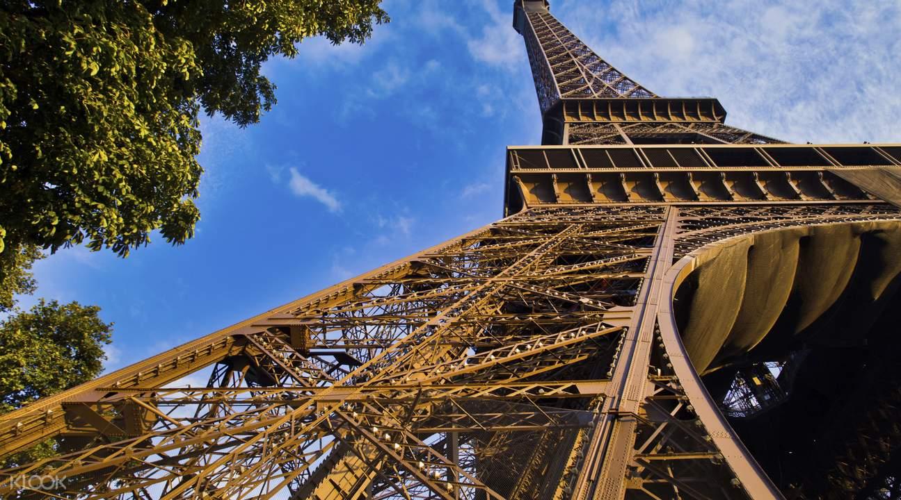法国巴黎铁塔