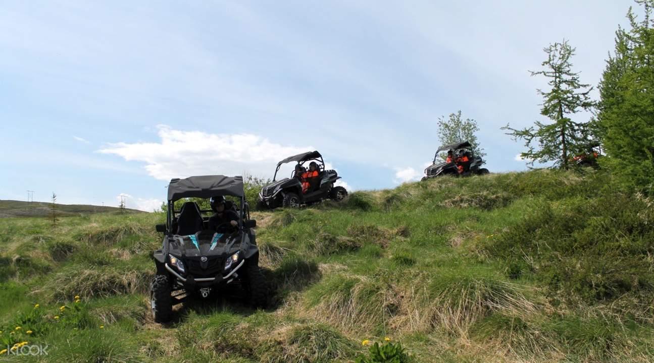 akureyri buggy adventure tour