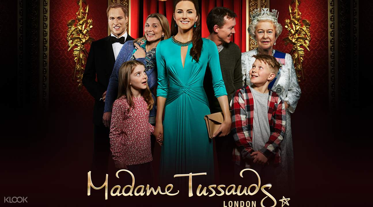 madam tussauds tickets london