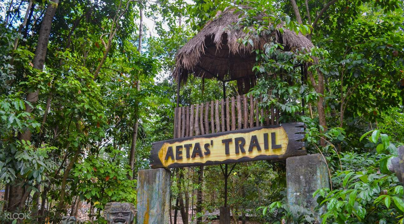 Aeta's Trail at Zoobic Safari in Subic