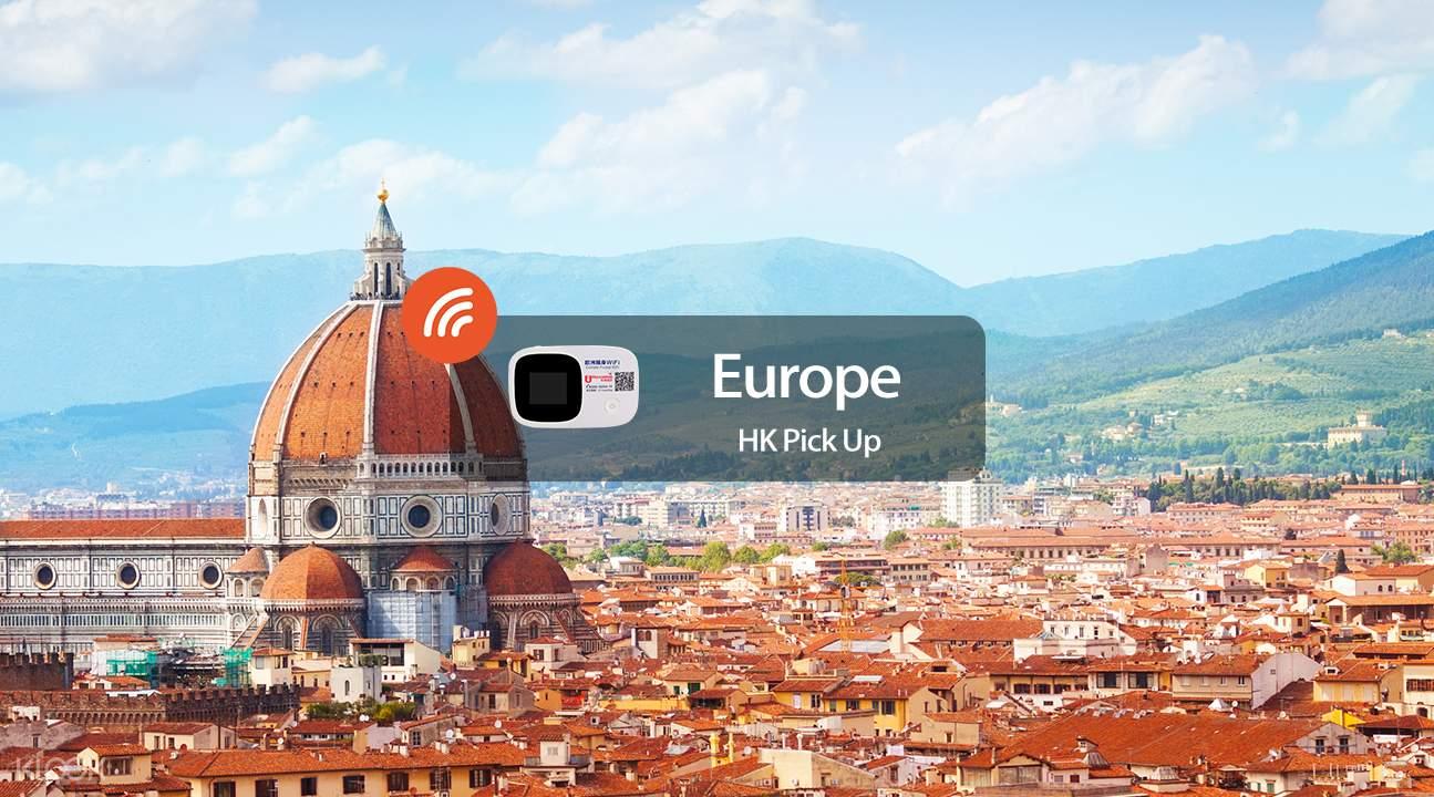 佛罗伦萨随身WiFi