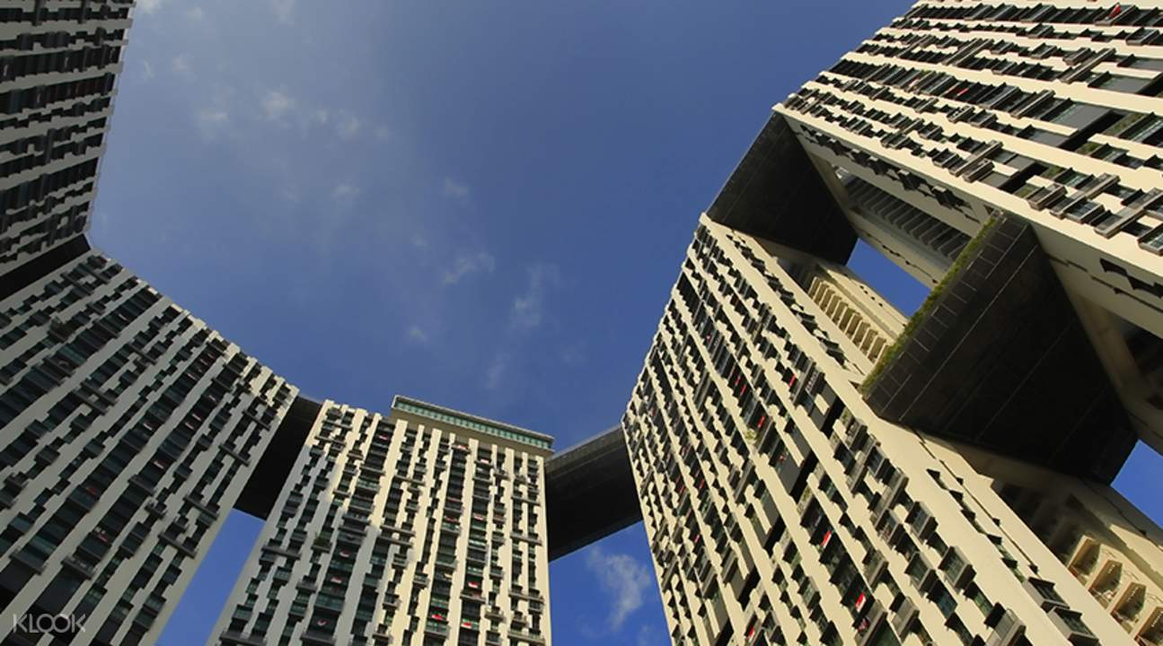 新加坡城市畫廊觀光