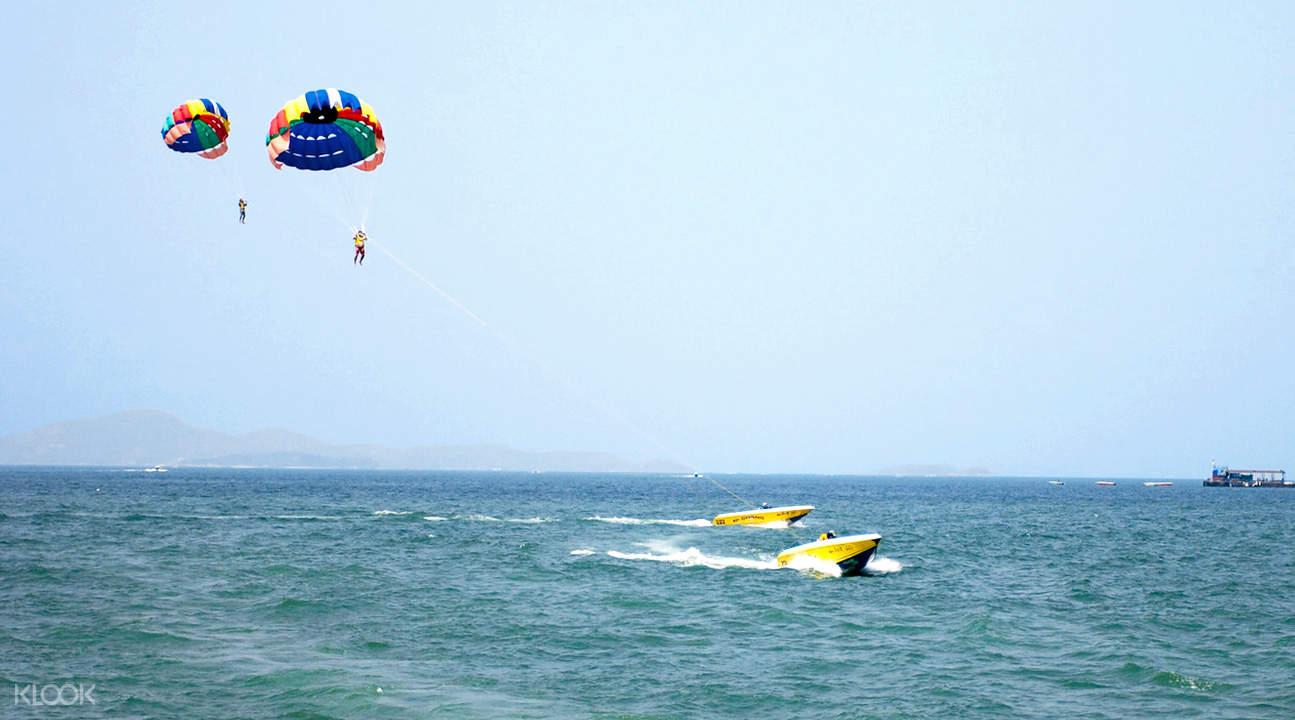 Flying Sea Tour