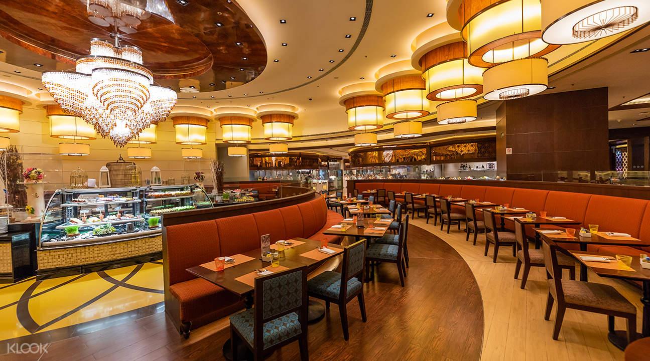 金沙城奧旋餐廳