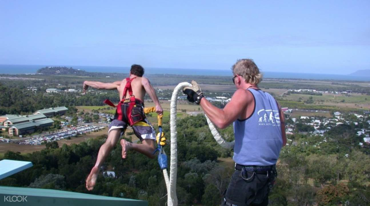 Cairns Bungy Jumping Experience