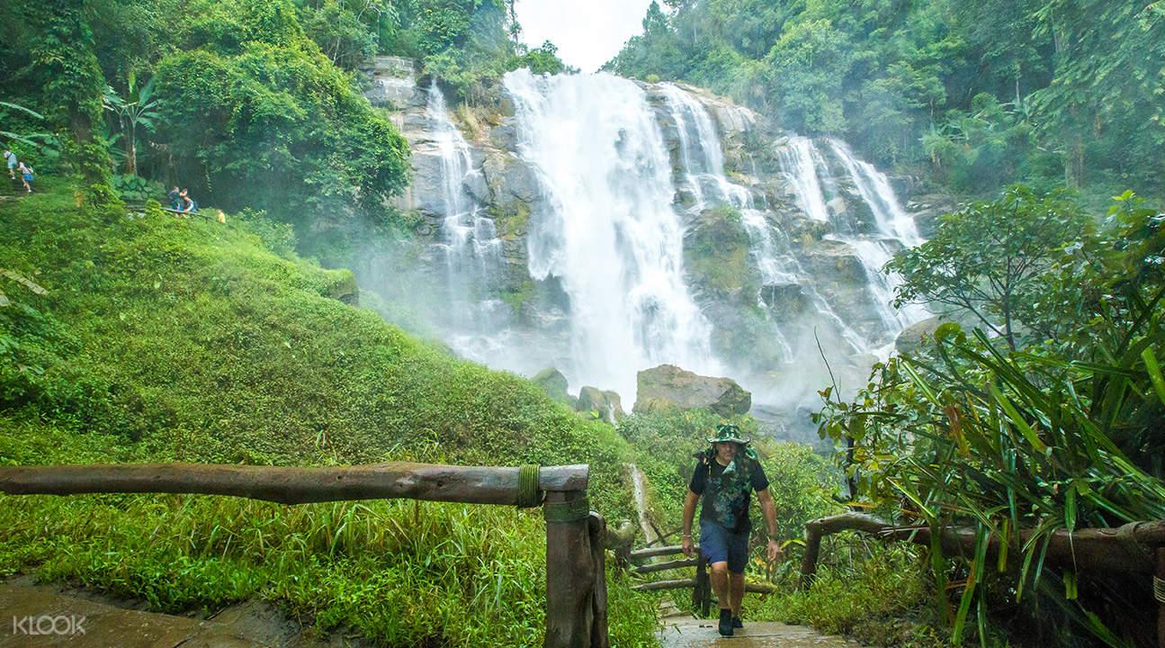 karen hill tribe village in Doi Inthanon national park