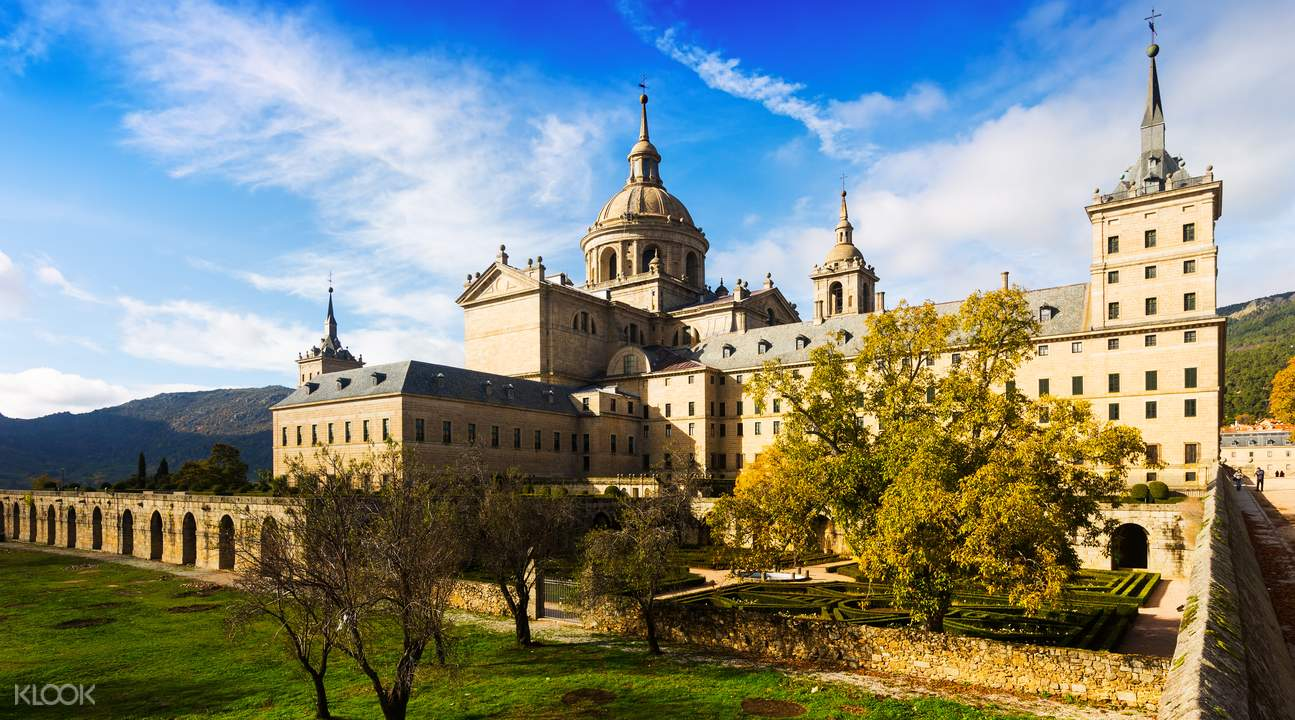 El Escorial tours from madrid