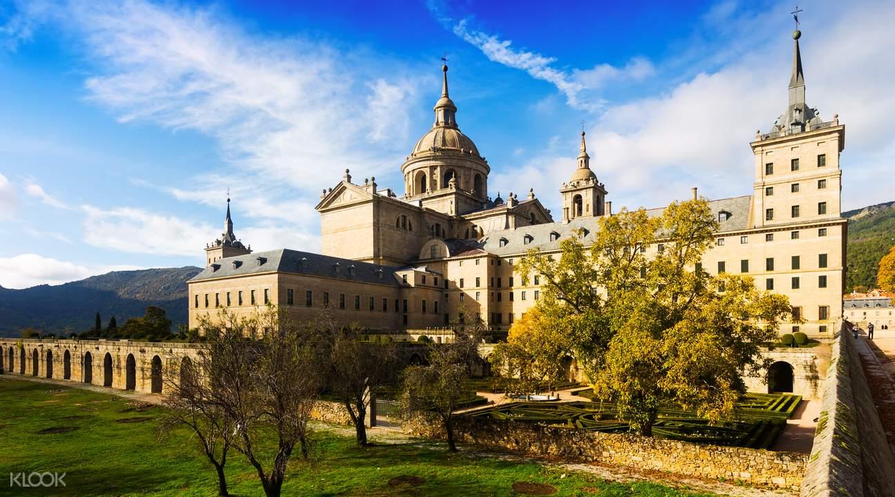 El Escorial tours from madrid