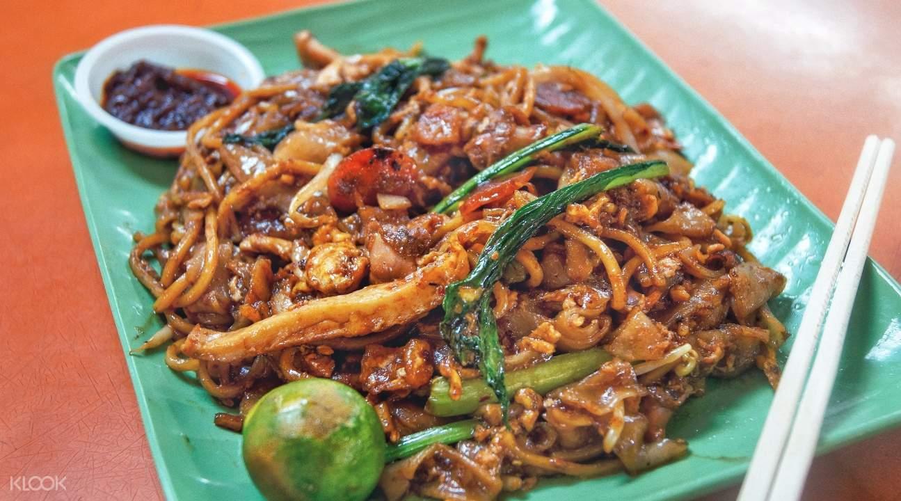 chinatown noodles