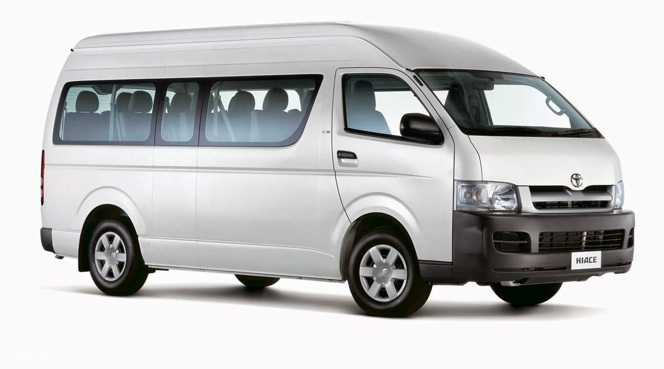 Toyota Hiace Transfer