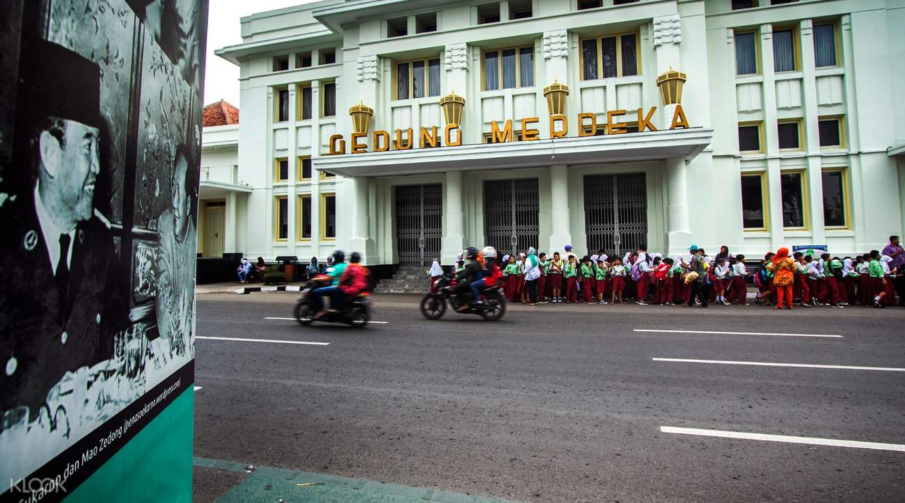 Braga Street Bandung Indonesia