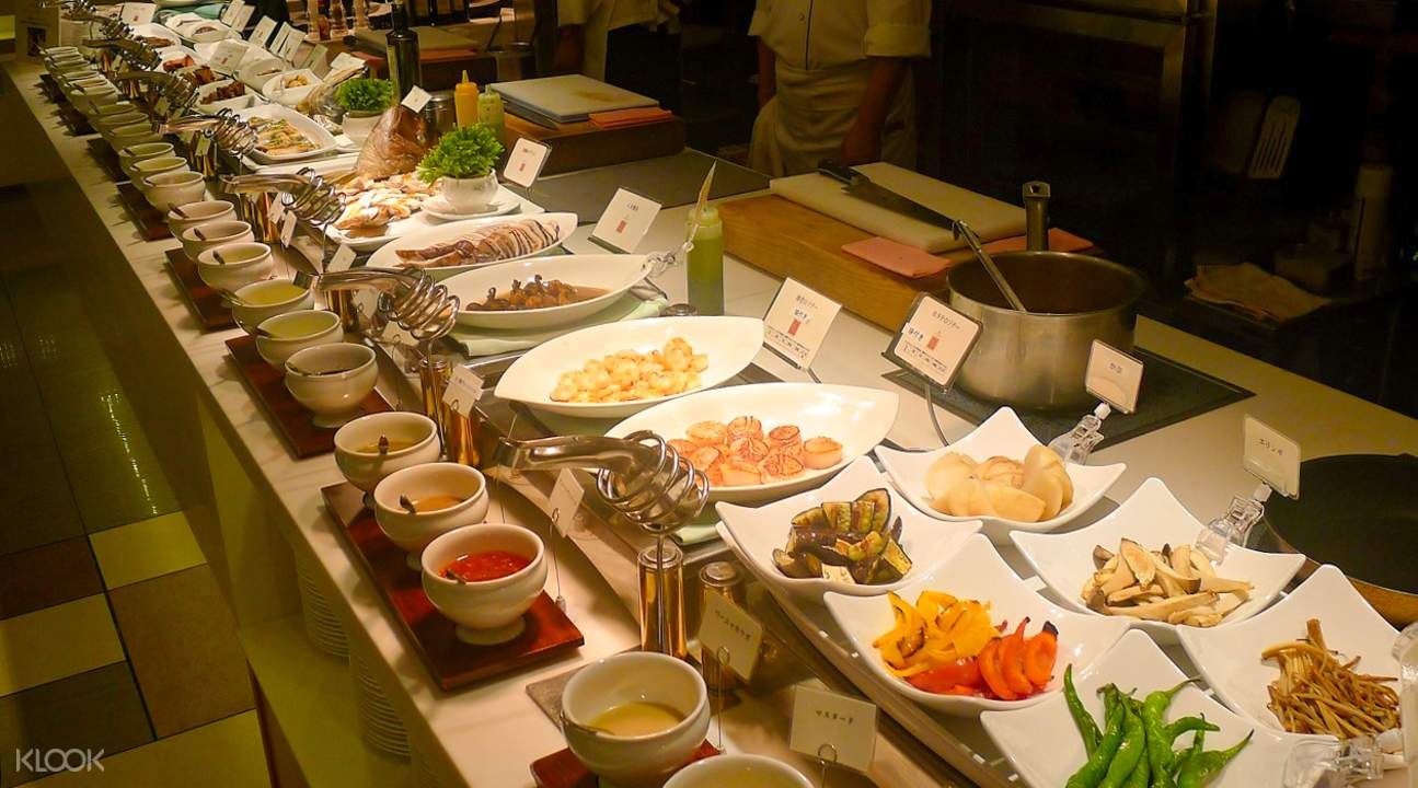 musashi sky grill buffet and bar
