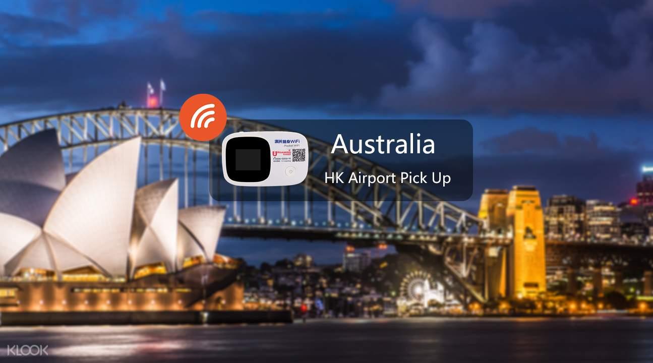 澳纽3Gwifi