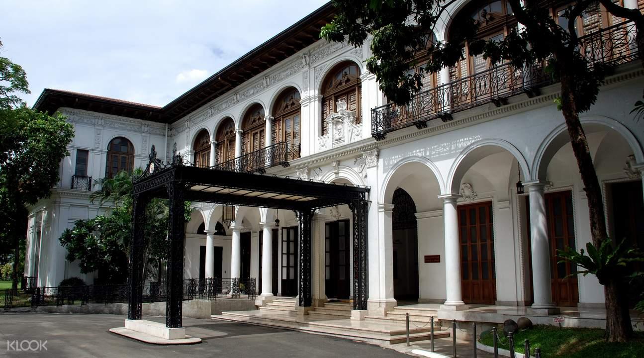 馬尼拉徒步,馬尼拉半日遊,馬拉坎南宮,生力啤酒,馬尼拉傳統地區,菲律賓生力啤酒,馬尼拉特色遊,聖塞巴斯蒂安教堂,聖塞巴斯蒂安聖殿