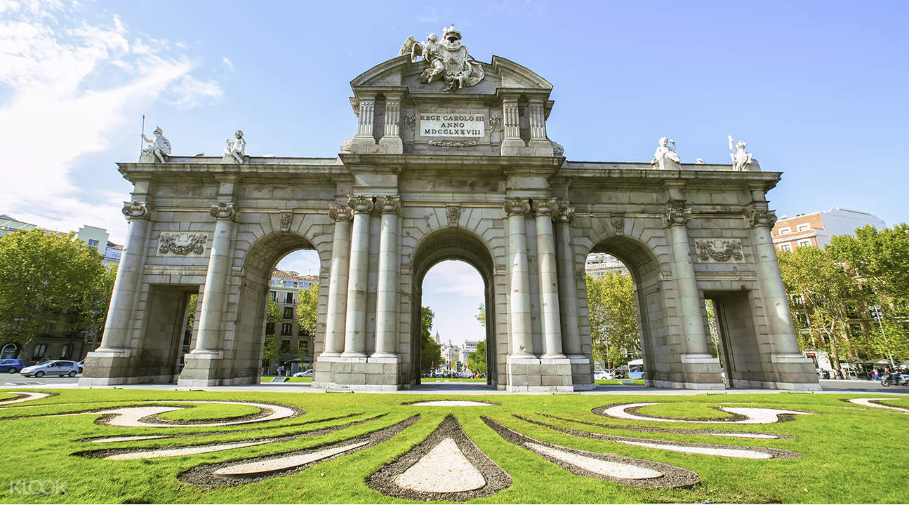 madrid guided city tour