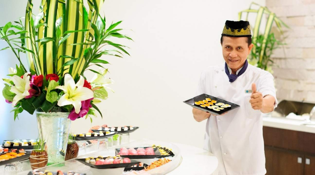 muslim chef Harbour Halal Restaurant at A-One New Wing Hotel in Pattaya, Thailand