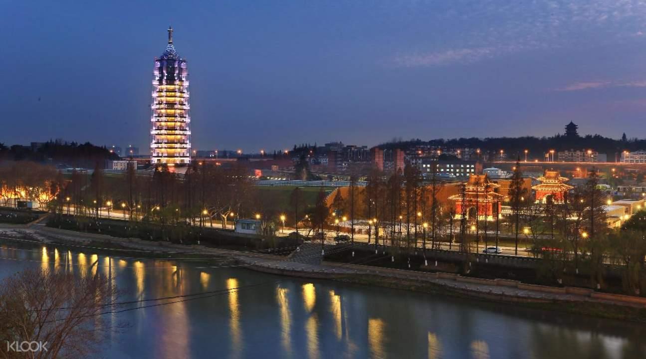 南京琉璃塔