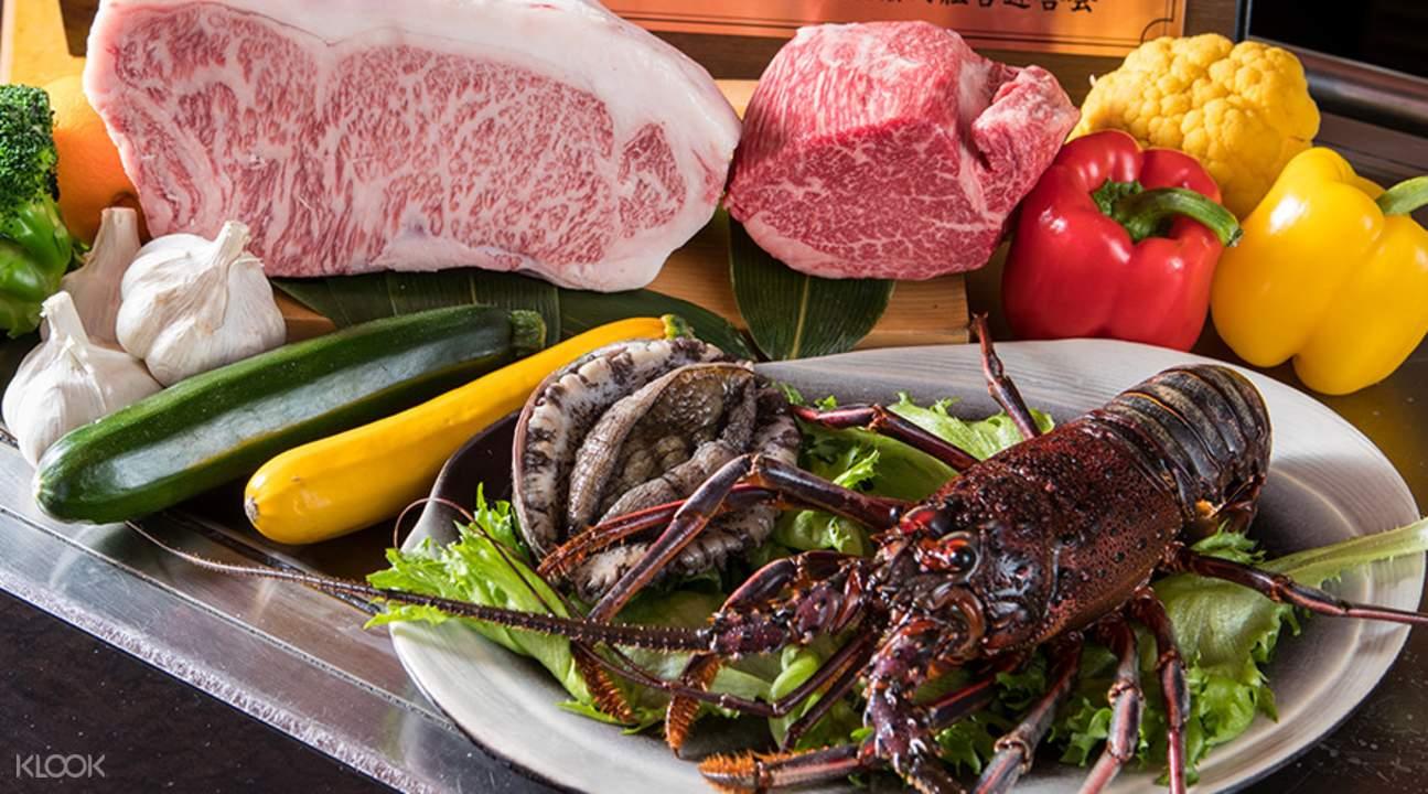 Kobe Beef Kobe Beef Eikichi in Kobe Japan