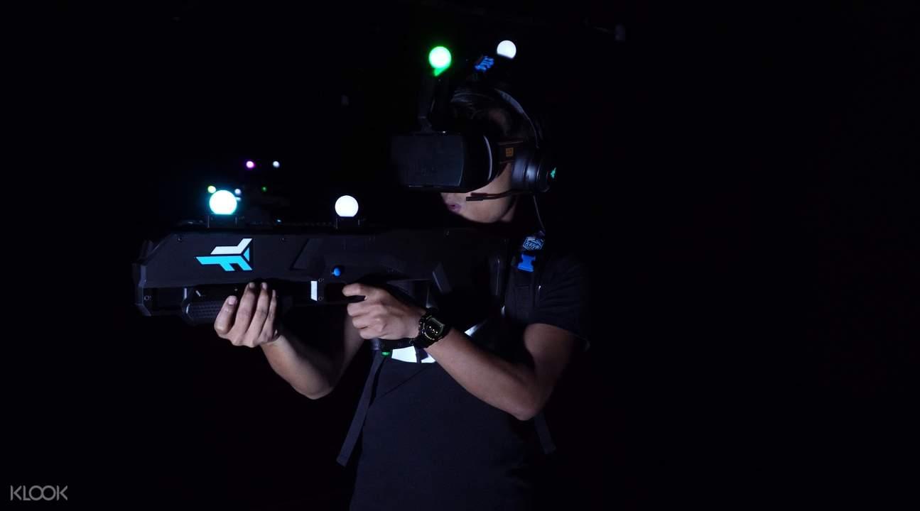 The Rift Virtual Reality Adventure Center