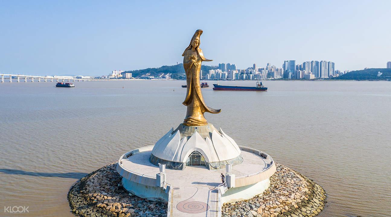 day tour of Macau