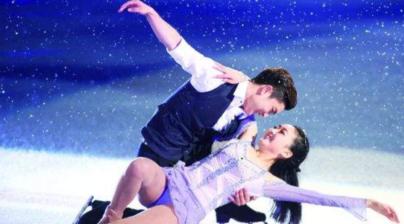 廣州冰舞間門票
