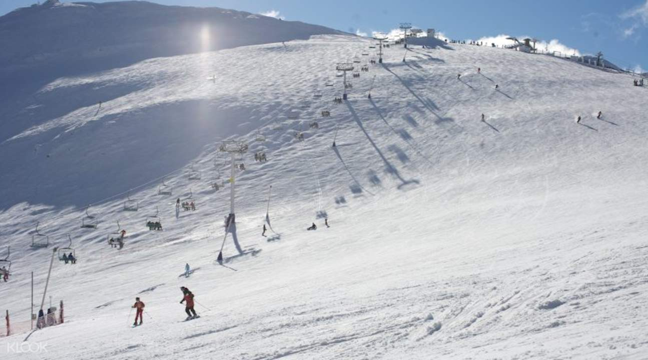 mt buller ski resort
