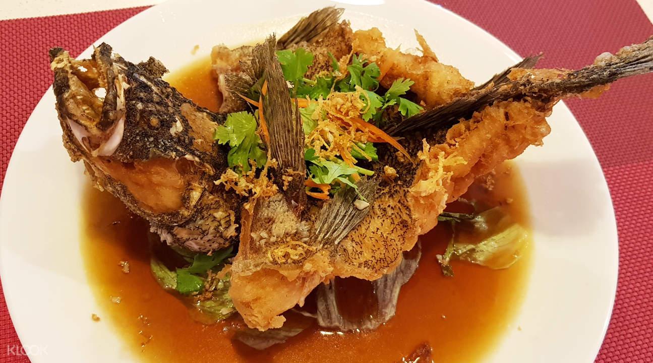 新加坡 唐人街 袁记煮炒 - 牛车水