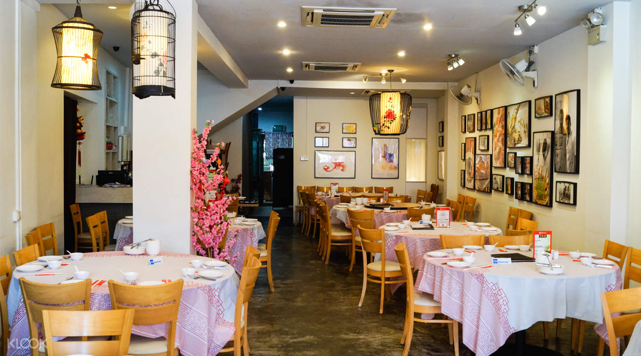萬合樓新加坡惹蘭勿剎的中國菜(優惠套餐)