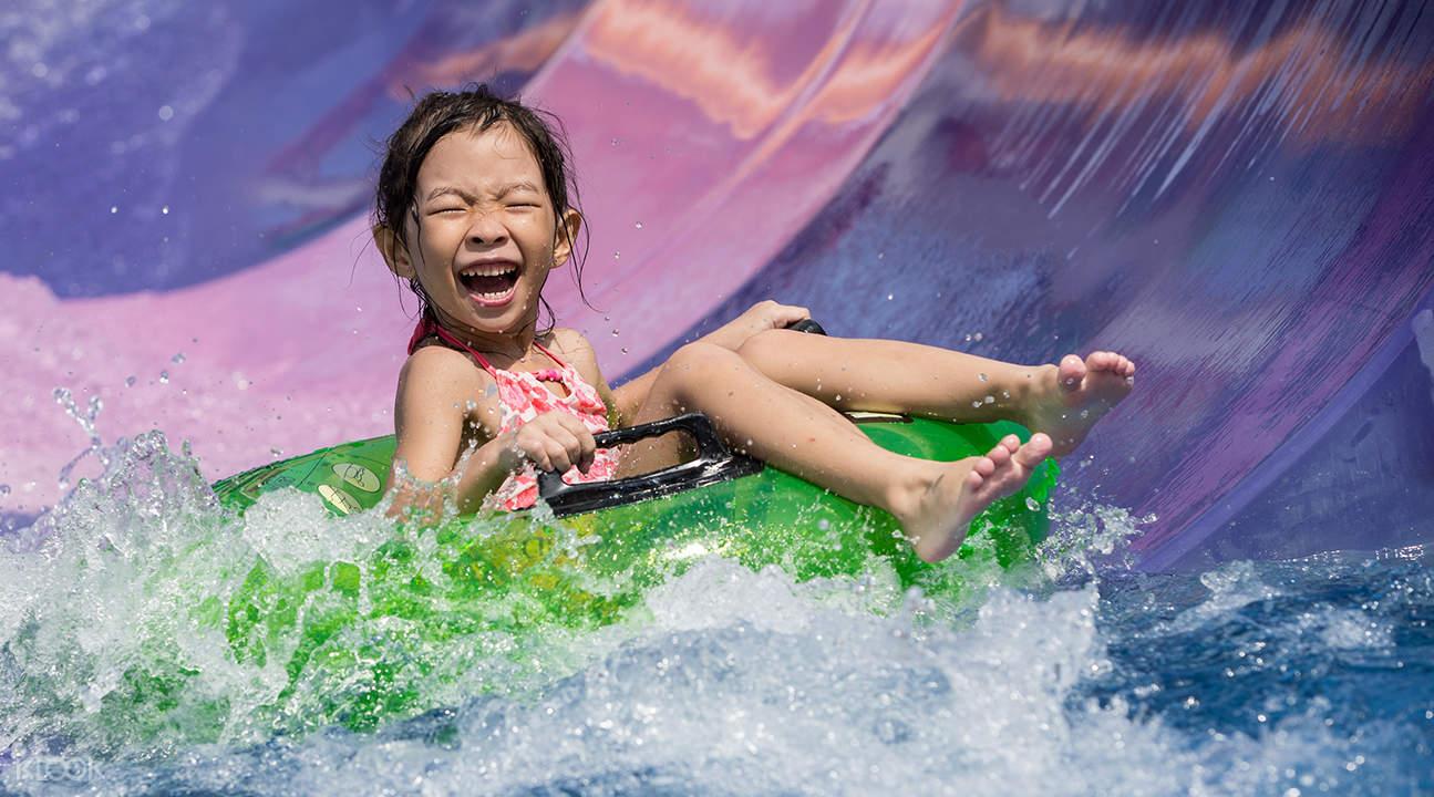 新加坡 Wild Wild Wet 水上乐园门票