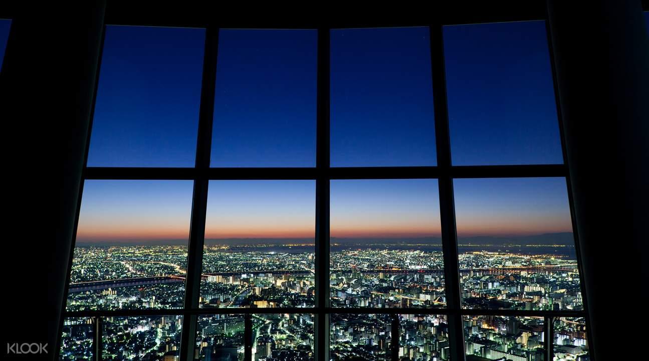 東京晴空塔展望台門票& 起司廣場美食超值套票