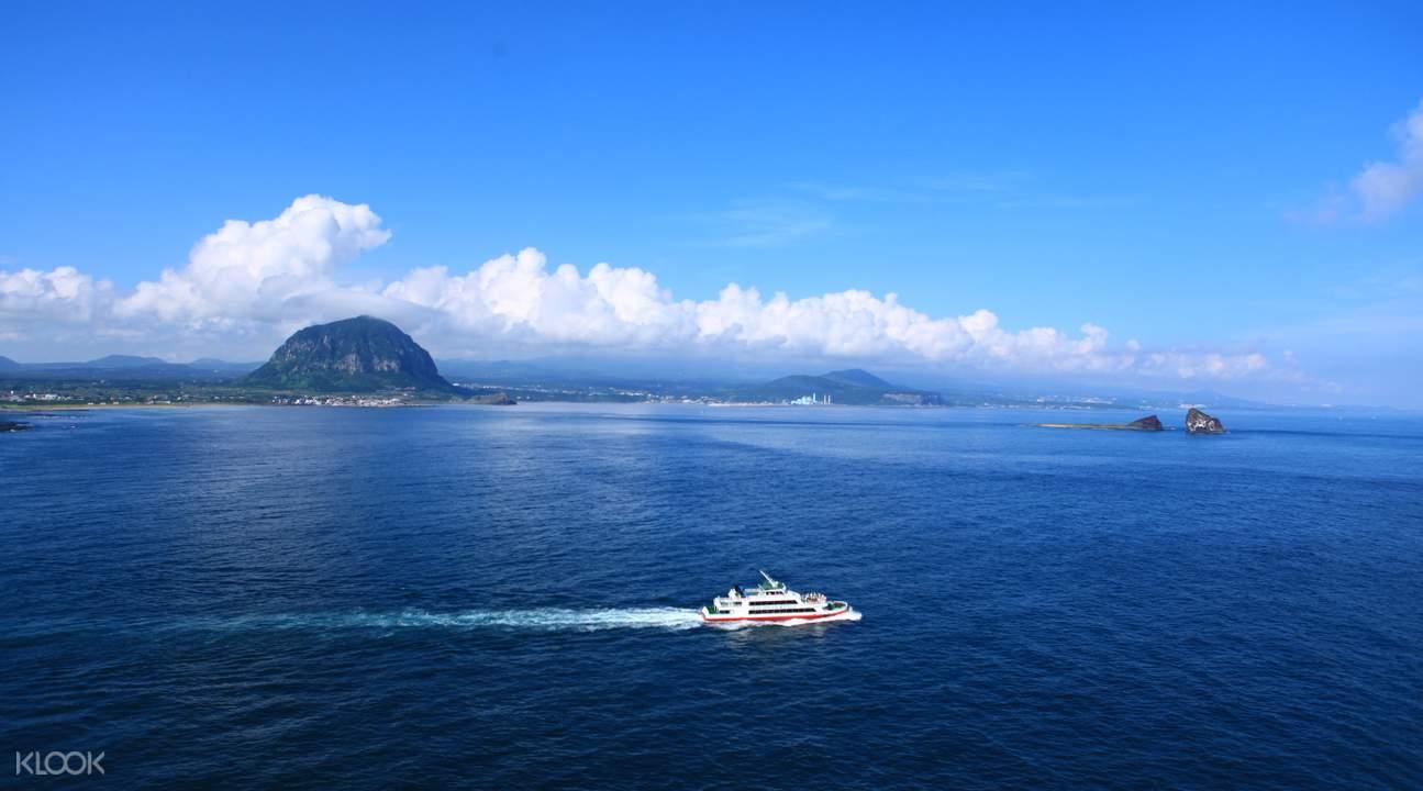 geopark sanbangsan cruise