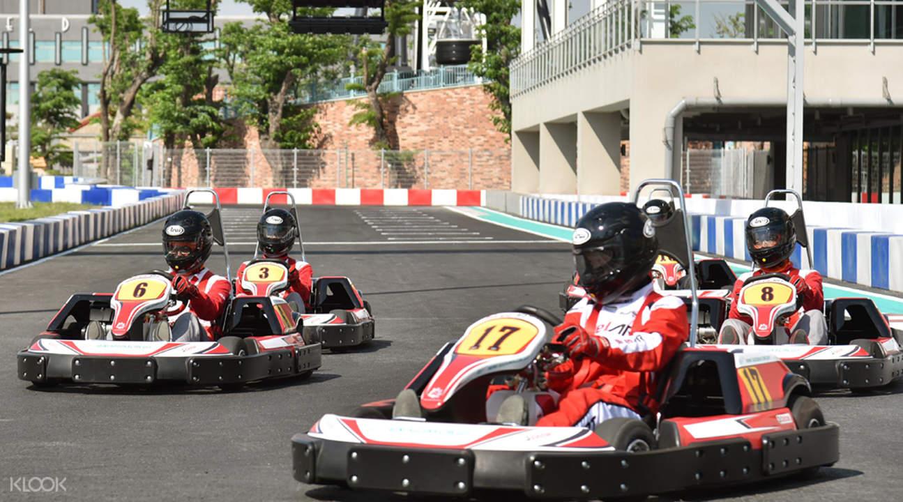 Mini Suzuka Circuit Kart Racing Ticket