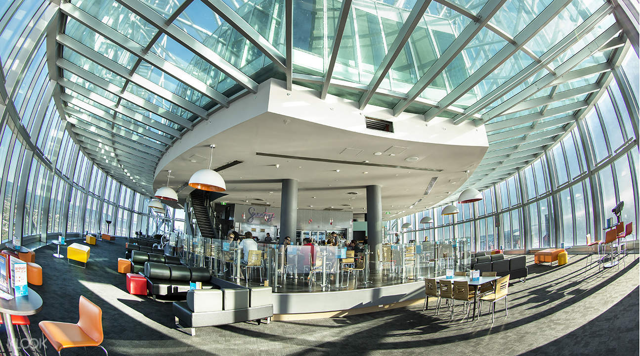 South Point Auto >> SkyPoint Observation Deck Ticket - Klook