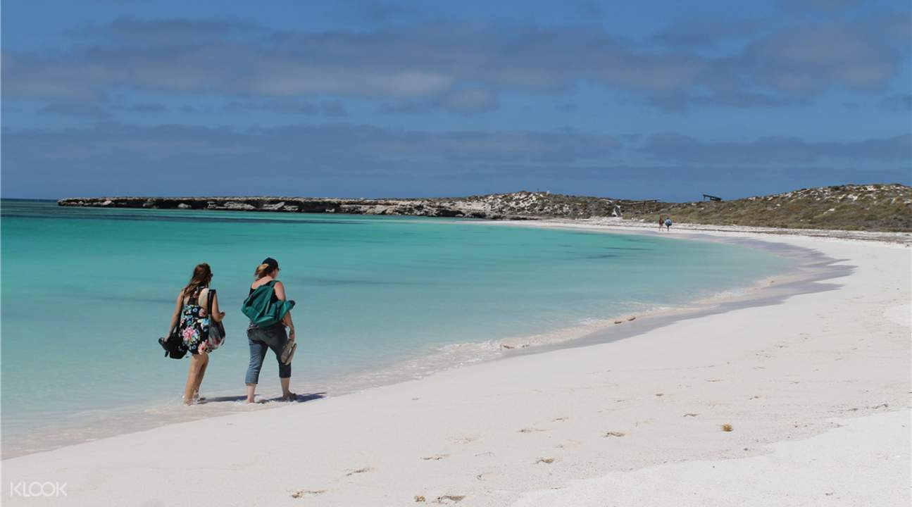 East Wallabi Island