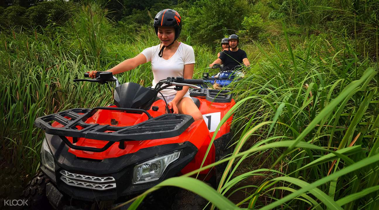 泰国象岛Monster Adventure ATV
