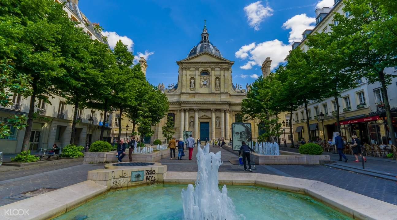 paris literature tour