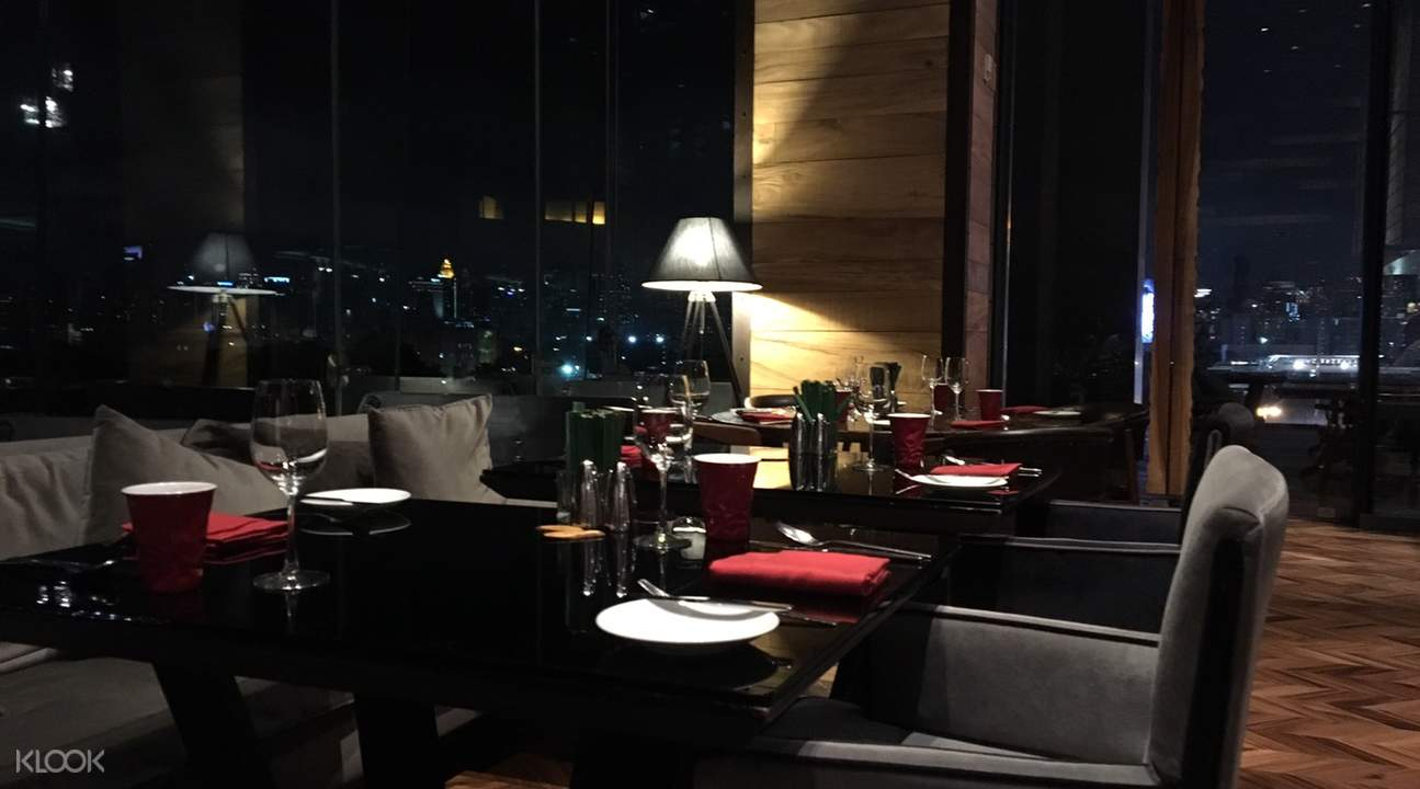 曼谷Red Oven餐厅自助餐