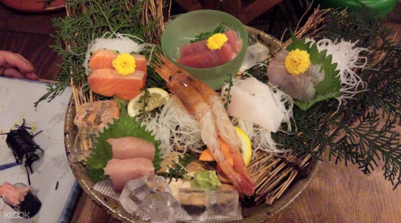 isomaru suisan bar osaka japan