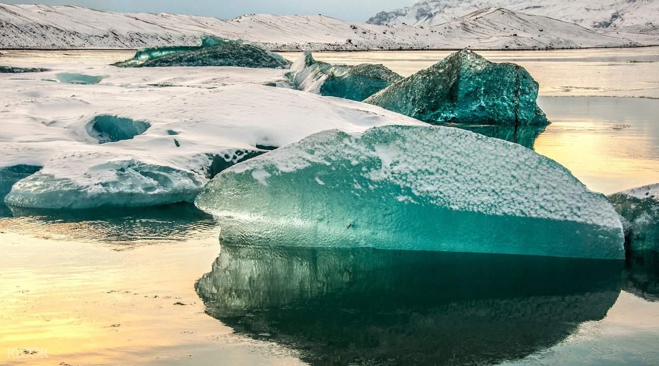 Jokulsarlon Glacial Lagoon & South Coast Day Trip