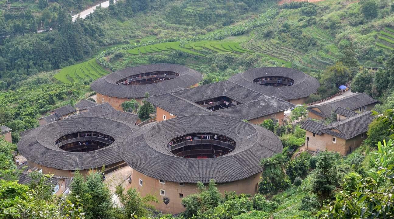 Tianluokeng Tulou Cluster