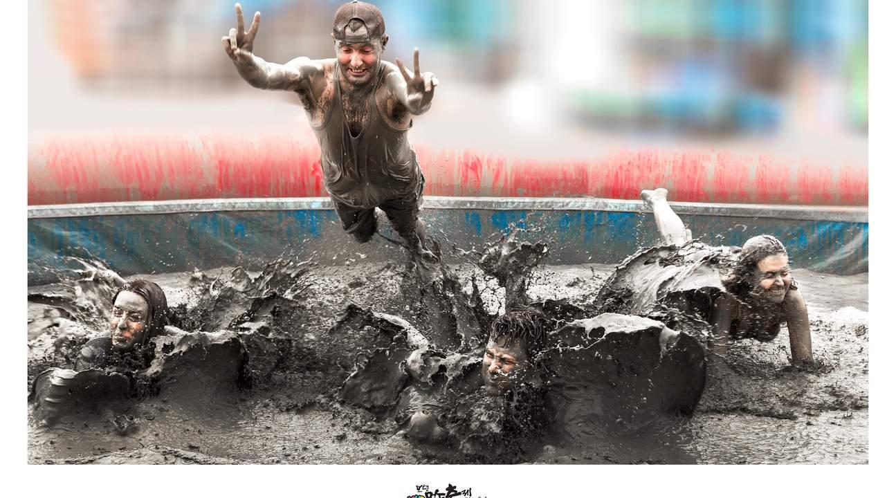boryeong mud festival 2017 seoul