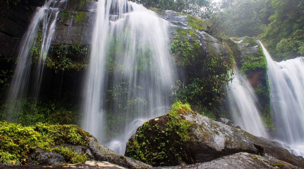 布施体验 & 关西瀑布之旅