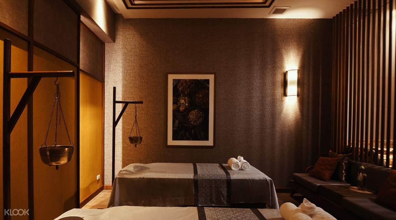 曼谷高級spa RarinJinda水療中心