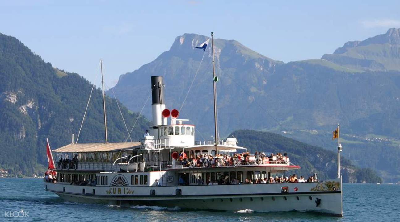 rigi queen of the mountains, mount rigi tour from zurich, mount rigi round trip, lake lucerne cruise, lucerne old town