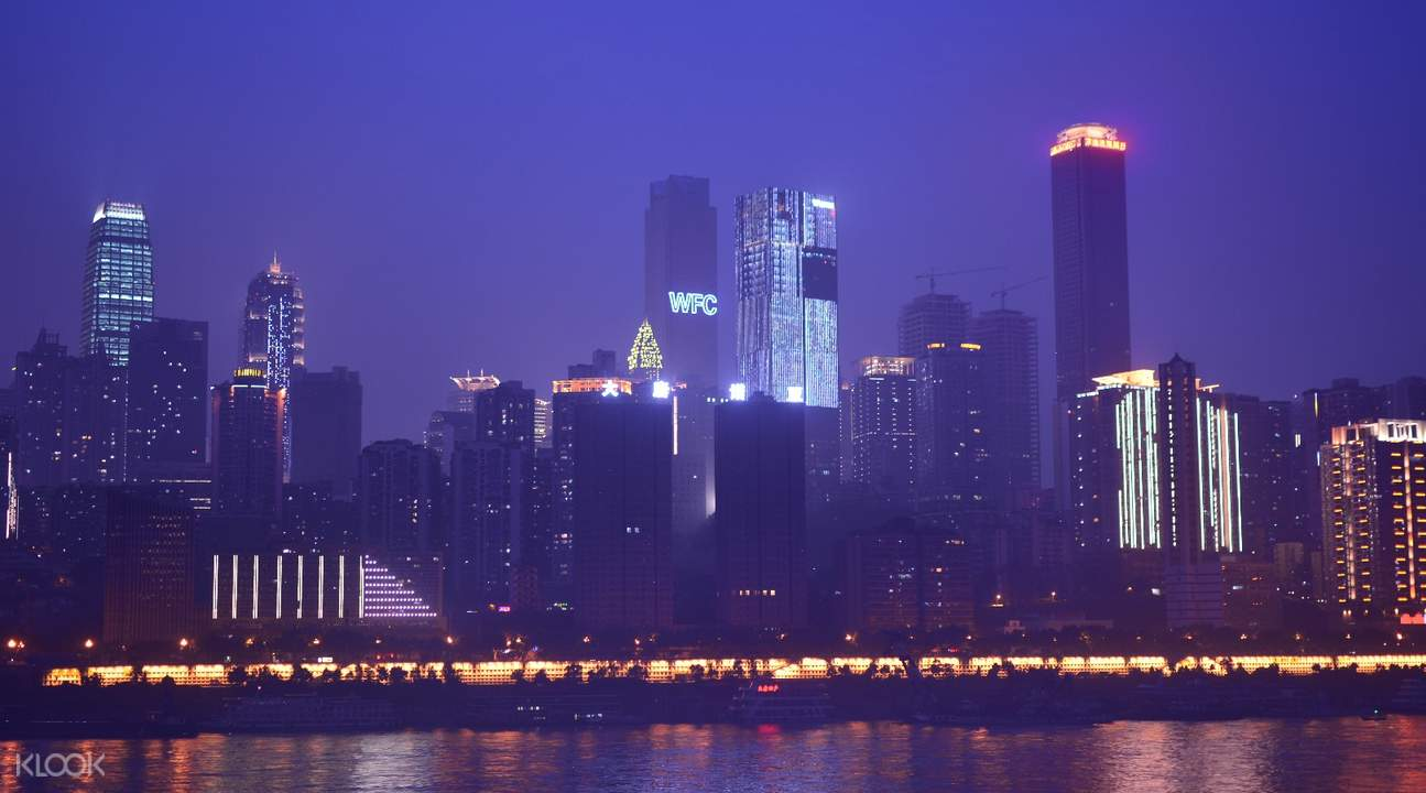chongqing tourist places