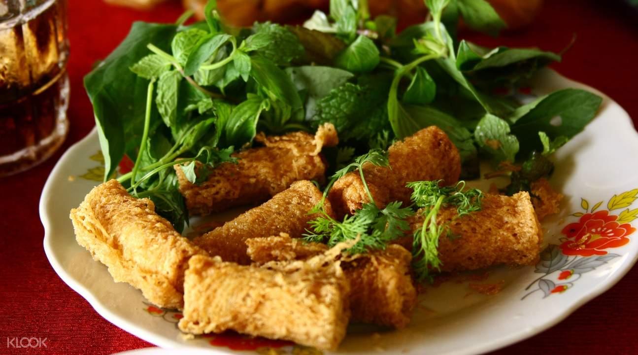 越南美食 goi cuon 膾卷會安美食