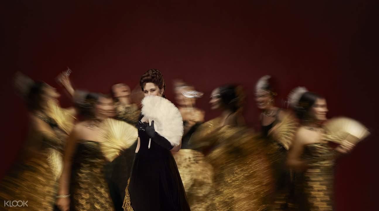 La Traviata Violetta Sydney Opera House
