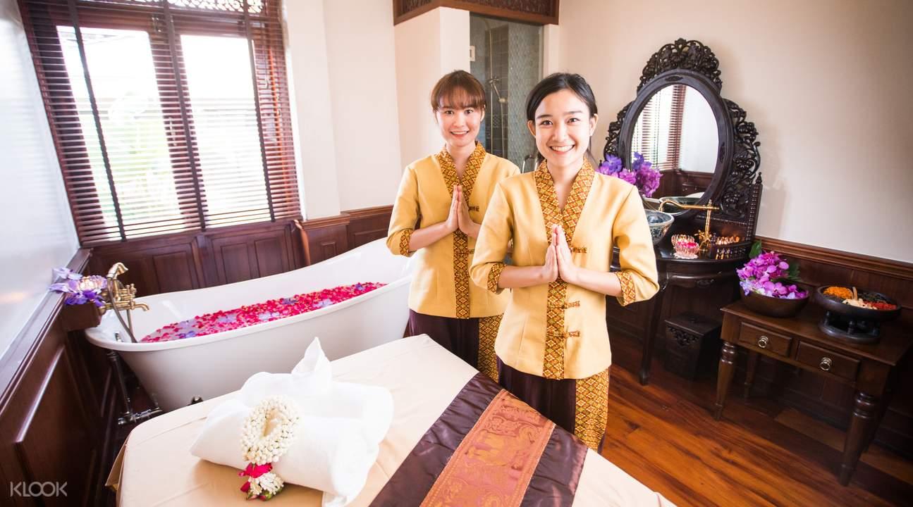 泰国清迈麦卡哈健康水疗中心